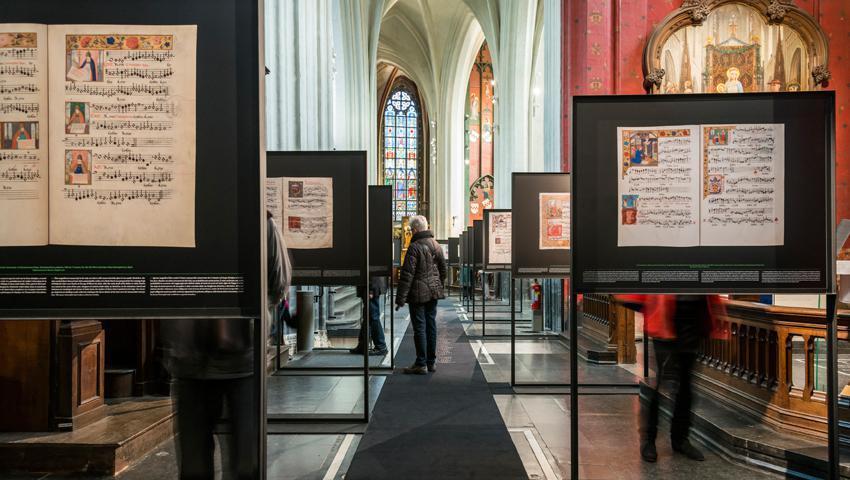 expo Petrus Alamire - Atento bvba