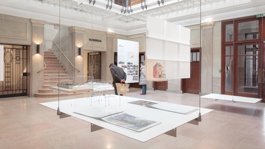 museum bank van de arbeid gent atento decorbouw