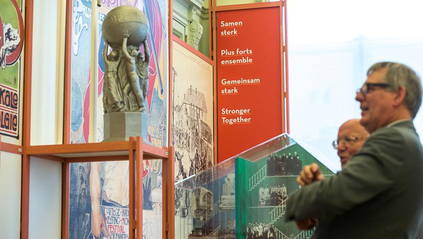 Atento decorbouw - Belvue museum
