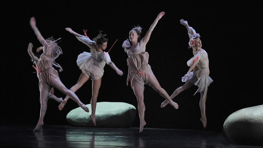 decor blanche neige, ballet prelocaj, atento decorbouw bvba
