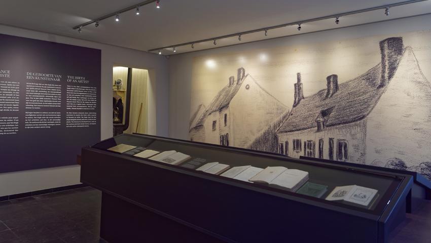 Museum Maison Van Gogh - Atento decorbouw