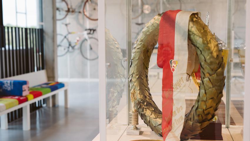 Atento bvba - wielermuseum De Velodroom - Exponanza