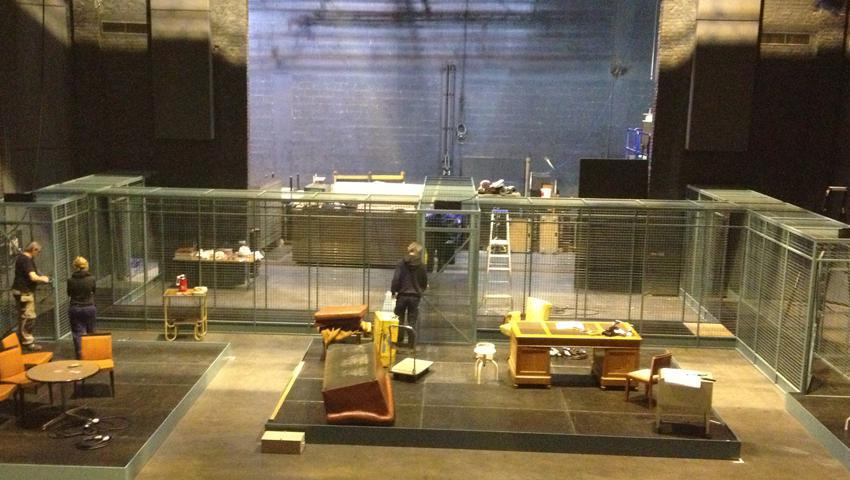 hot house theater varia atento decorbouw