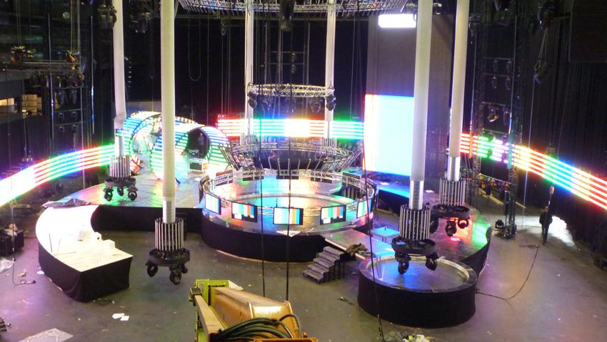 idool 2011 tv-decor atento decorbouw bvba