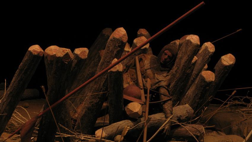 museum aljubarrota, portugal, atento decorbouw bvba