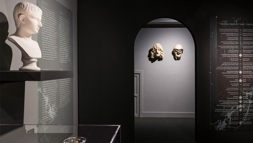 Ovidius in Metamorfose - Bib KUL - Atento bvb - Exponanza bv