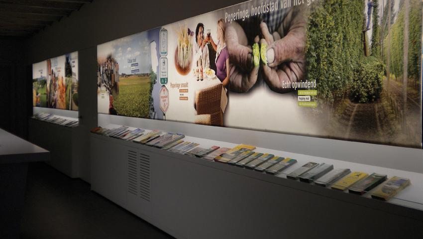 Infocentrum Poperinge, atento decorbouw