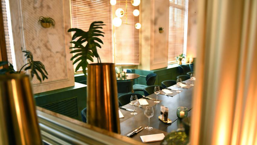 Restaurant Du Progres / Cremefresh / Atento bvba