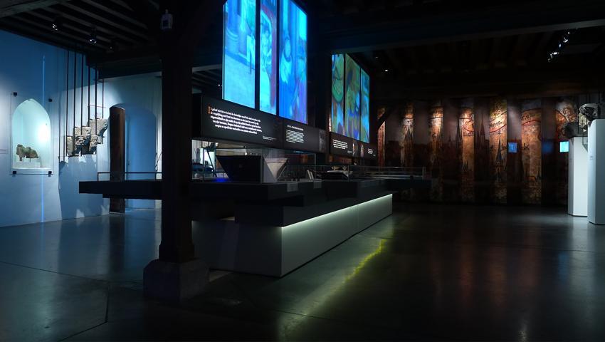 museum STAM Gent, Atento Decorbouw bvba