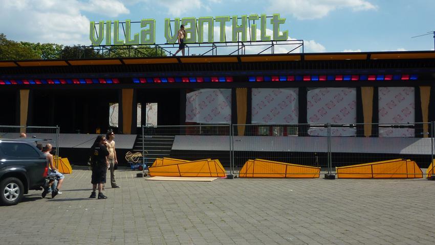 villla vanthilt 2010 één tv-decor atento decorbouw bvba