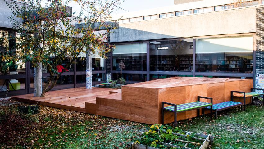 Atento bvba -Bibliotheek Kiel - Exponanza