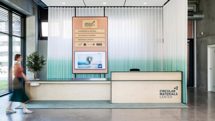 Circular Materials Center - Atento - Exponanza